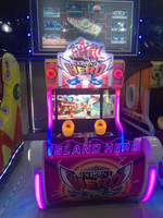Island Hero Arcade Redemption Electronic Game Machine For Sale