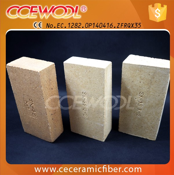 CCEWOOL price for fireclay brick electric arc furnace refractory bricks