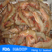 HL002 frozen shrimp brands wholesale from alibaba