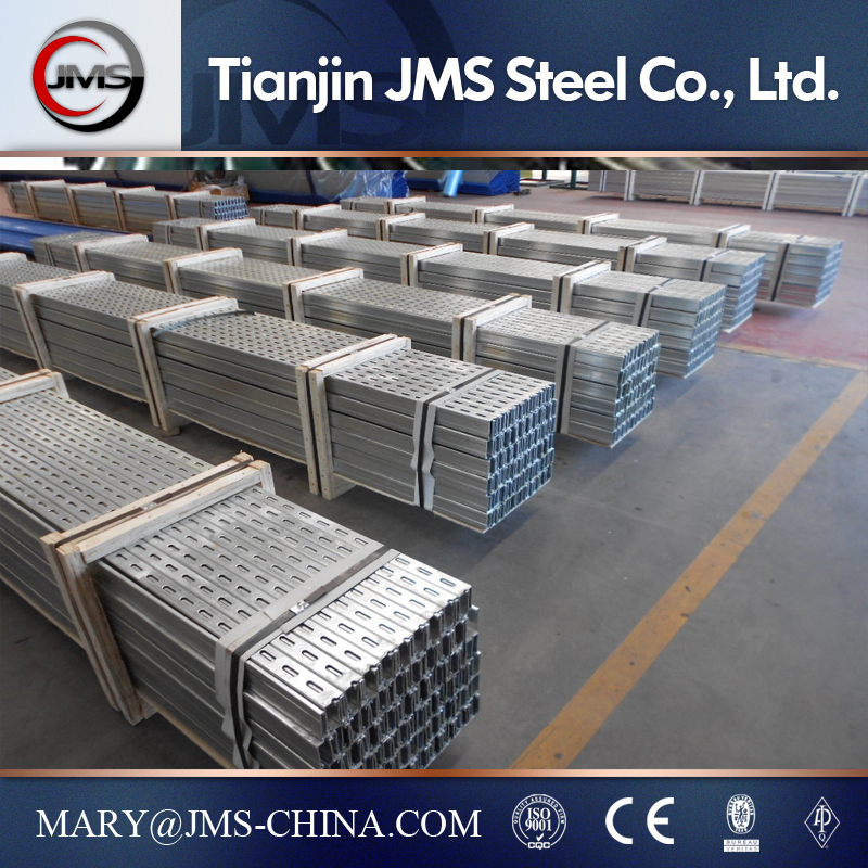 41*41*2.0 Steel C Channel Profile/Good Construction Material