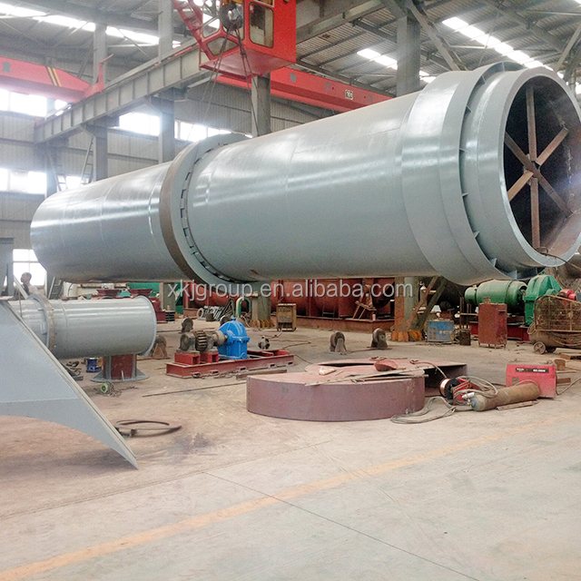 Pidgeon Method Metal Magnesium Rotary Kiln for Supplier