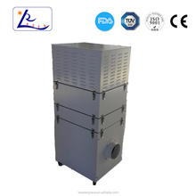 Laser cutting machine air filter, soldering smoke extractor