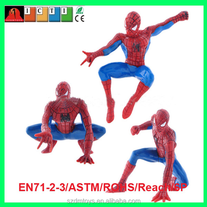 3d cartoon movie figurines hot new products for 2015 plastic promotional gift