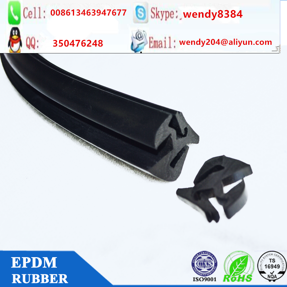 high quality car door and window rubber seal strip