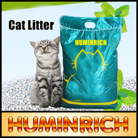 Huminrich Ball Shaped Pet Sand Cat Litter Tray Bags