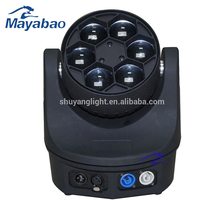 Hot sell led 4 in 1 rgbw 6X15w moving head beam light made in China