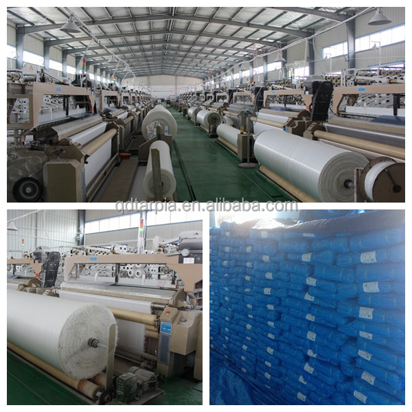 China factory pe tarpaulin supplier