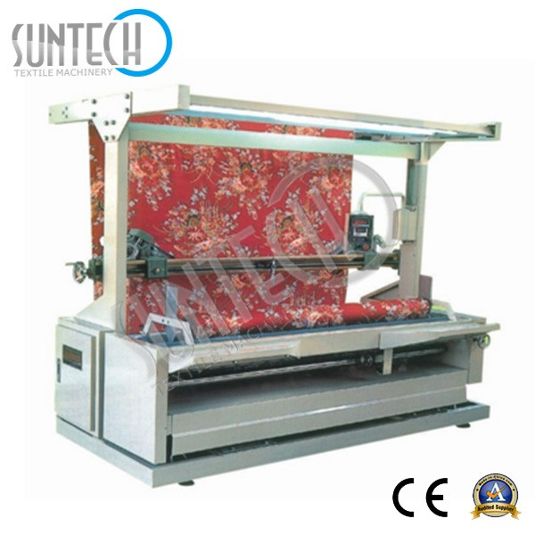 SUNTECH Fabric Rolling Winding And Inspection Machine