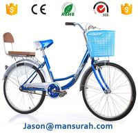 new model cheap child small bicycle with four wheel bike