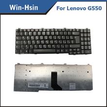 Laptop keyboard for ibm lenovo g550m g550a g550 keyboard ru russian layout new