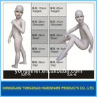 2013 Dongguan Full body flexible bendable child mannequin sale