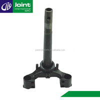 Black Iron Motorcycle Steering Parts Steering Stem for DY100