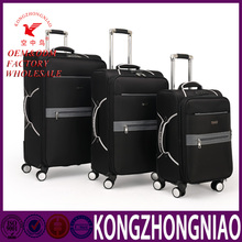 Kongzhongniao Brand Hot Model Fashion Design Luggage Trolley Bags, Semi-finish available/lowest price