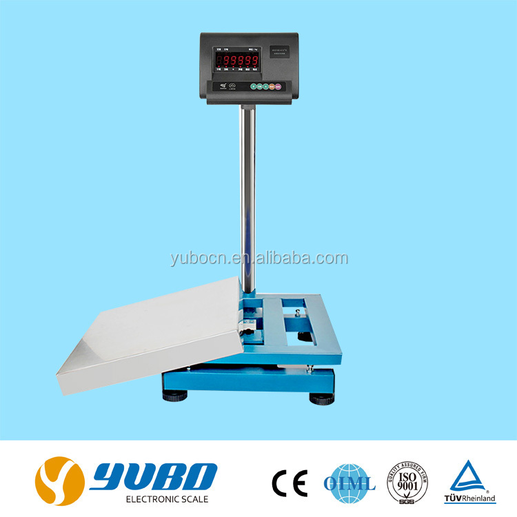 OIML approved load cell C3 mild steel bench/platform scale