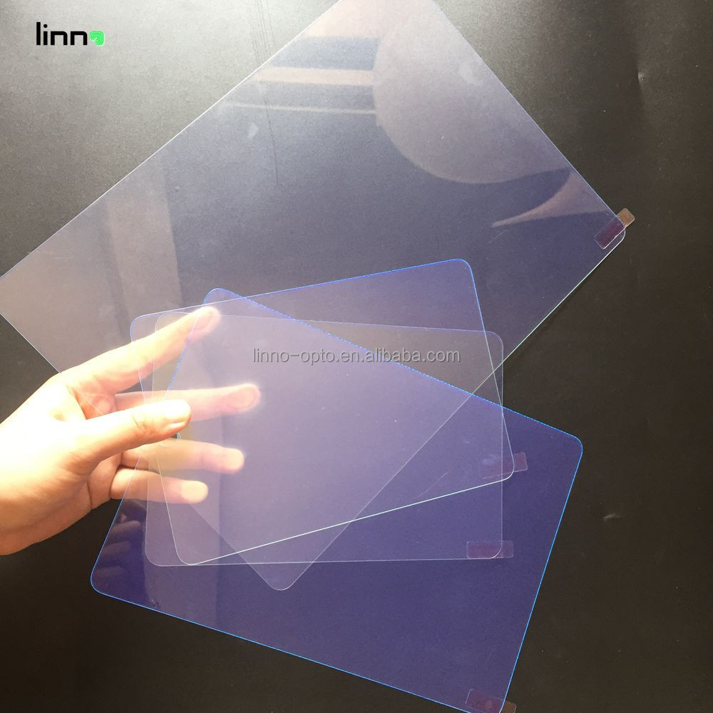 Anti UV radiation Blue light cut laptop Tempered galss screen protector for Macbook pro