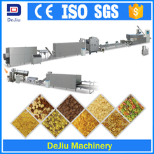 OEM 300kg/h cereal bar production line making machine / snack bar forming machine