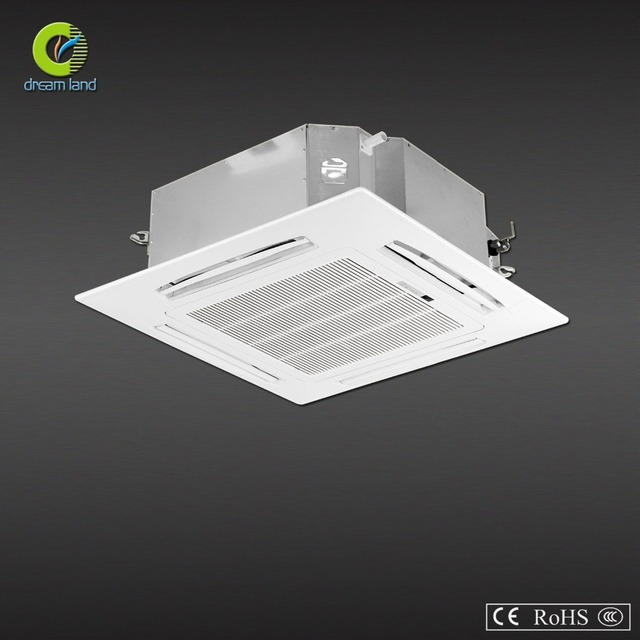 Ceiling Cassette Type Hybrid Solar Power Air Conditioner