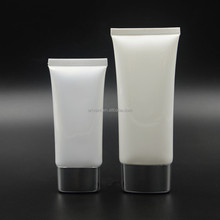 Cosmetic Soft Tube Empty Plastic Lotion Containers Refillable Makeup Squeeze Tubes