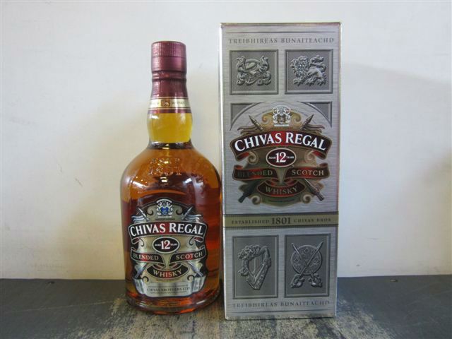 Chivas Regal 12YO Blended Scoth Whisky