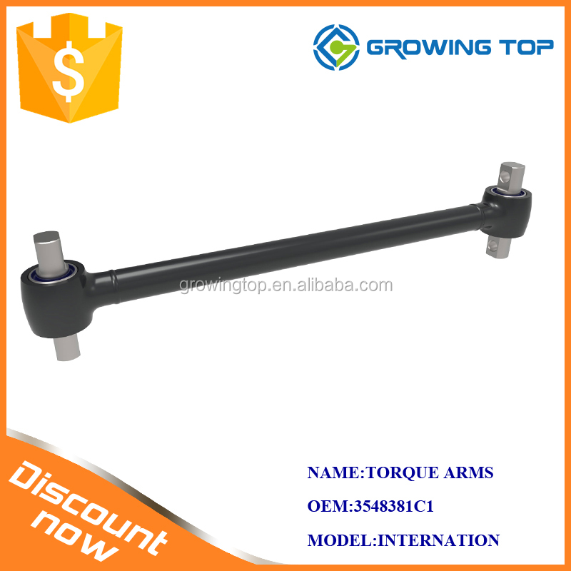 Good quality PU torque rod 3548381C1 for international heavy duty truck