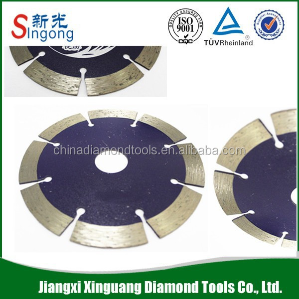 Good quality unique 4 extra thin turbo tile saw blades