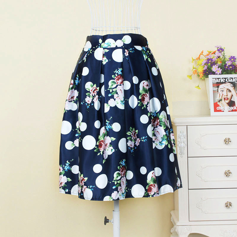 Wholesale China Supplier Magic Wrap Knee Length Long Skirt For Girls