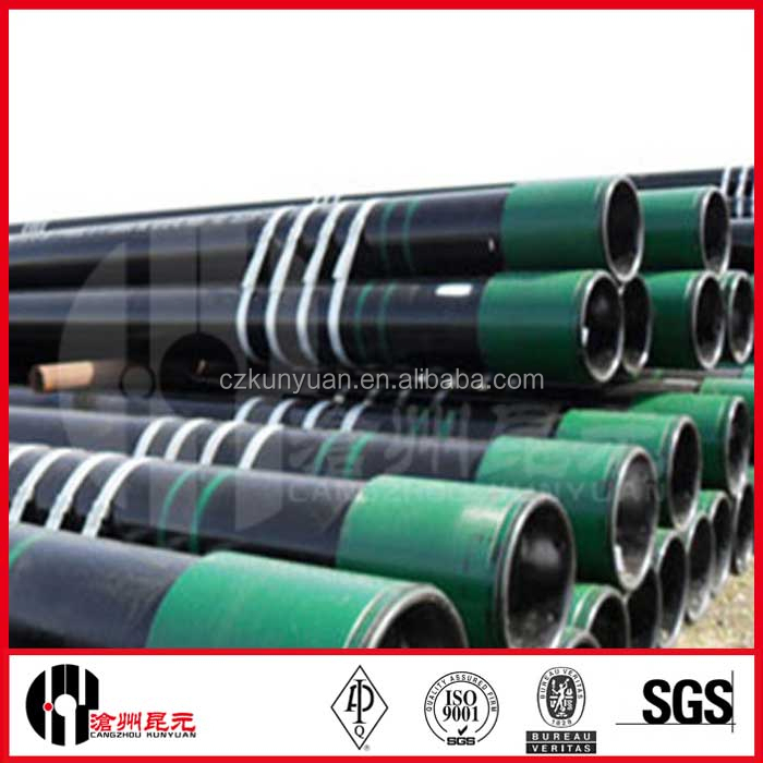 Petroleum Oil Well Casing and Tubing API 5CT,