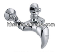 Brass washer tap cold&hot water shower mixer tub shower faucet HH-12433