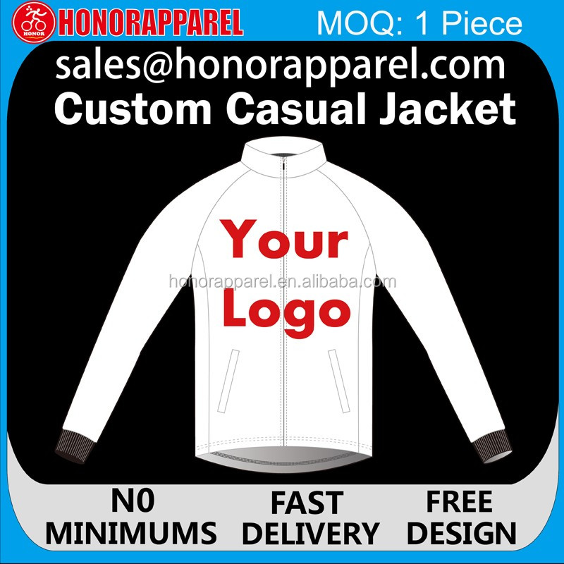 2017 Wholesale custom man jacket winter mountain bike racing jacket for women