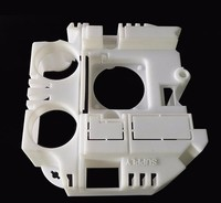 ABS material plastic parts 3d printing auto prototype for industry