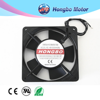 120*120*25mm Ac motor fan, small cooling industrial fan
