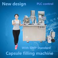 Chinese Manufacture Price Semi automatic Capsule Filling machine