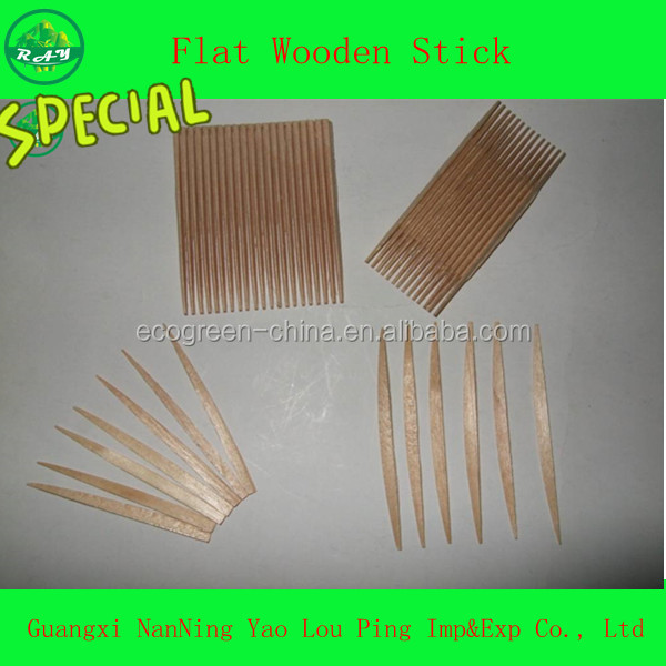 Disposable Mint Flavored Toothpicks