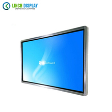 43 inch Full HD wall mounted with HDMI and VGA input lcd Android Media Player
