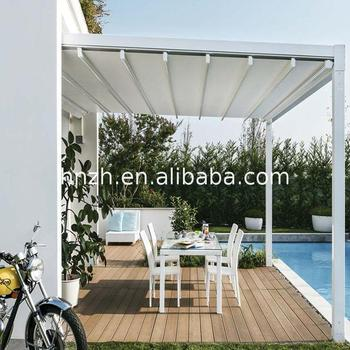 High Quality Wholesale Custom Cheap Motorized Retractable Awning Outdoor Aluminum with great price