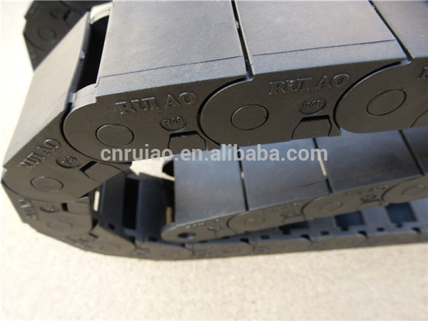 China supplier nice cost performance cable carrier enclosed plastic drag chain