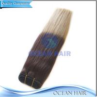 Mink Human Indian Hair, Virgin Remi Clip In Indian Hair Extensions / Clip In Hair Extensions From India