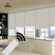 Upsale Design Electric Roll Up Blinds Curtains, Doors &Windows Blinds