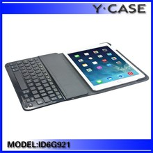 Bluetooth keyboard for ipad mini leather case for ipad mini from Dongguan factory