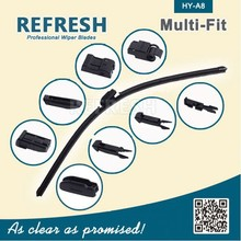 NEW multifit type wiper blade Windshield wipers with trade assurance