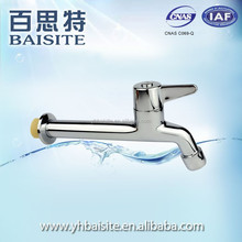 Factory Supplied Water Tap Wash Hand Water Bibcock With Brass Ceramic Valve Core