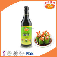 Low sodium soy sauce 500ml Factory low price save 20%