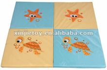 folding playpen mattress/play mat