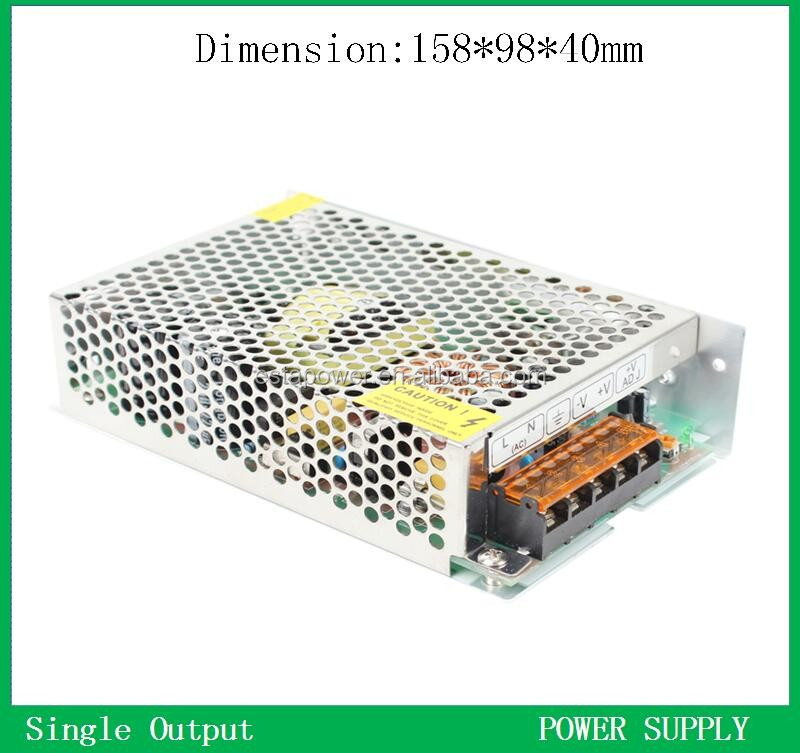 S-60-12 switching power supply 12V5A 158*98*40mm power supply