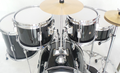 Professional TPJ 5 PCS drum set