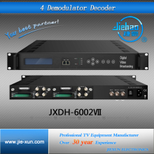 satellite tv receiver DVB HD Demodulator Decoder