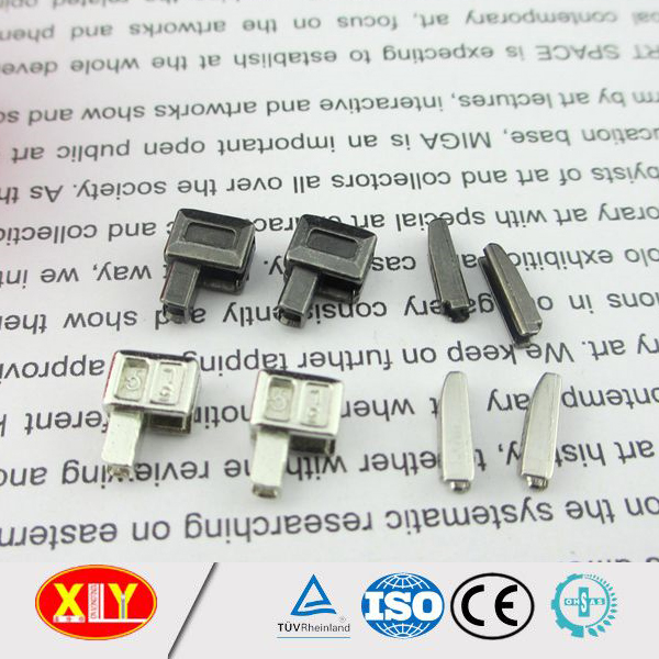 alibaba china market zipper insertion pin and box for open end zippe