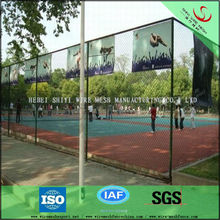 PVC coated ball field fencing(manufacturer)