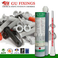 hollow grouting anchor for plastic anchor bolt sleeve