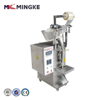 ISO CE certification automatic vertical chocolate candy packing machine